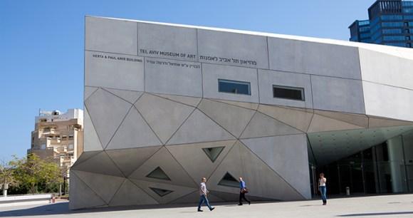 Tel Aviv Museum of Art Israel by © Dana Friedlander, IMOT