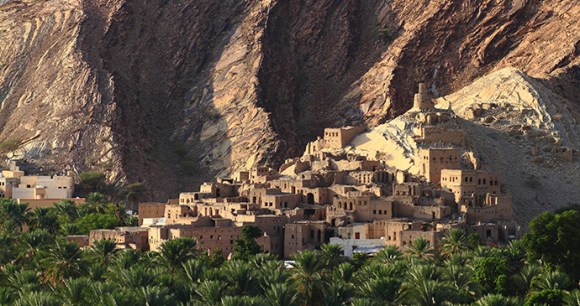 Birkat Al-Mawz, Oman by Rudolf Tepfenhart, Dreamstime