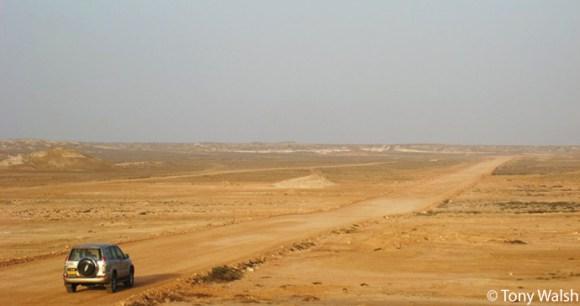 Jabal Samhan, Sadah, Oman by Tony Walsh