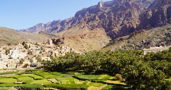 Bald Sayt village, Ar Rustaq, Oman © Tony Walsh