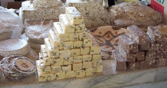 Halwa, a popular sweet. Oman by Shuhrenataxmedov, Wikipedia