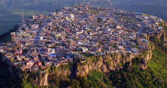 Amadiya Village by Daniel Nelson