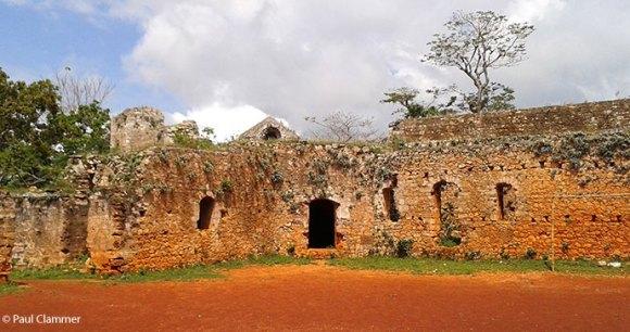 Fort Ogé, near Jacmel © Paul Clammer