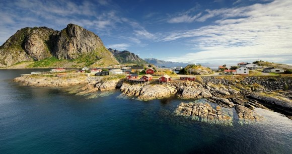 Lofoten Islands Norway Lapland by Jan Miko Shutterstock