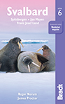 Svalbard, the Bradt guide by Roger Norum and James Proctor
