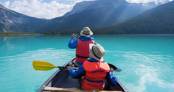 Emerald lake Kidding Around Romiana Lee Shutterstock