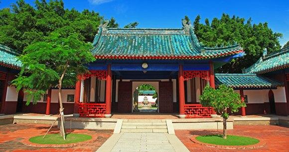 Koxinga Shrine, Tainan © Z.H.CHEN, Shutterstock