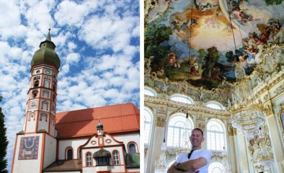 Andechs Abbey Bavaria