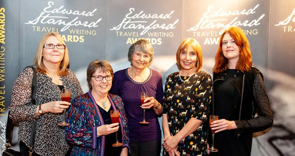 2018 finalists by Edward Stanford Travel Writing Awards