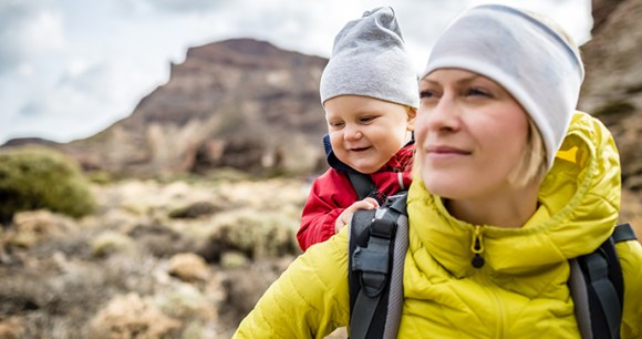 Travelling with Kids - Shutterstock