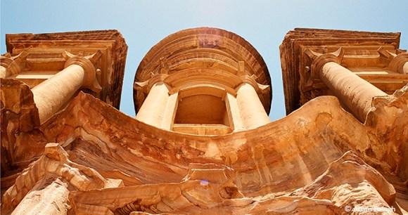 Petra, nabatean city, western Jordan © Adam balogh