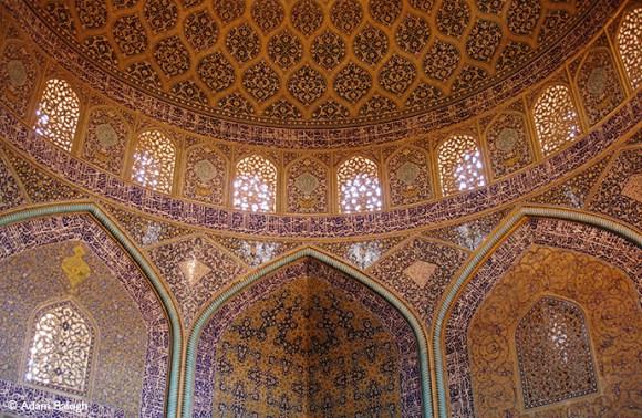 Sheikh Lotfollah Mosque, Iran, Safavid Empire, Isfahan © Adam Balogh