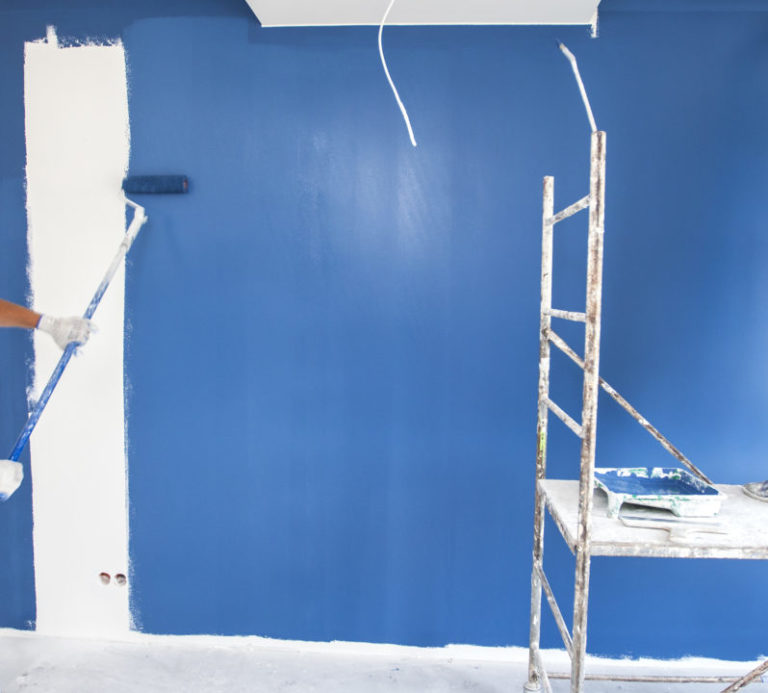 Can You Sand Latex Paint Between Coats