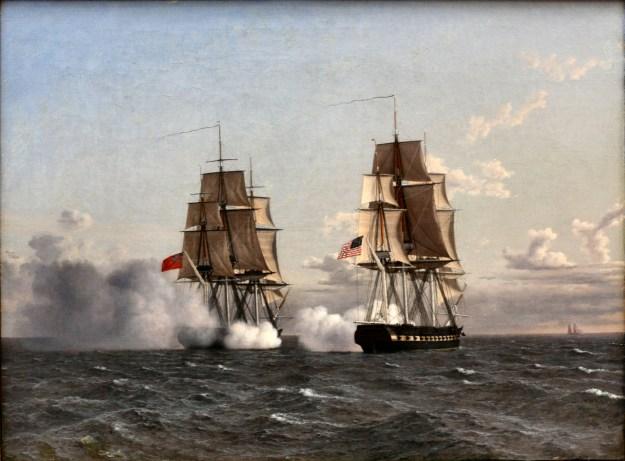 Kamp_mellem_den_engelske_fregat_Shannon_og_den_amerikanske_fregat_Chesapeak