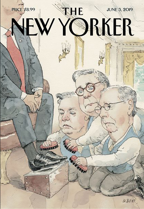 Lindsey New Yorker
