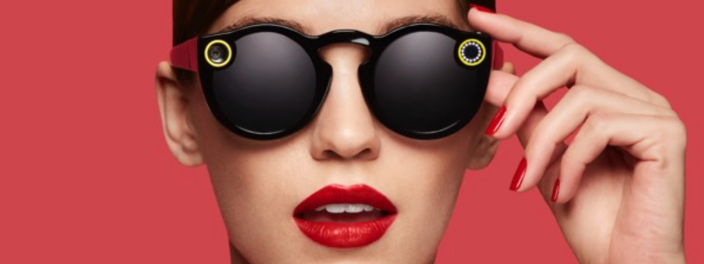 spectacles - snapchat