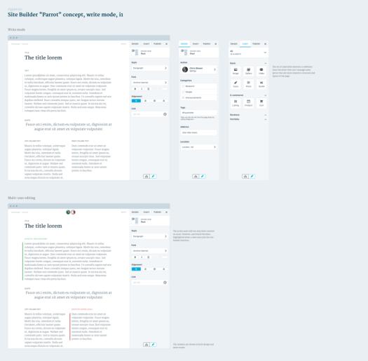 sitebuilder-parrot-writemode-i1