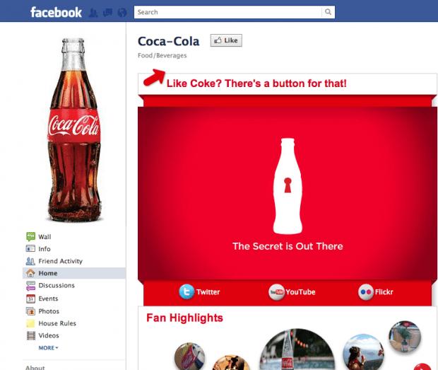 Cola Media Coca Social Statistics