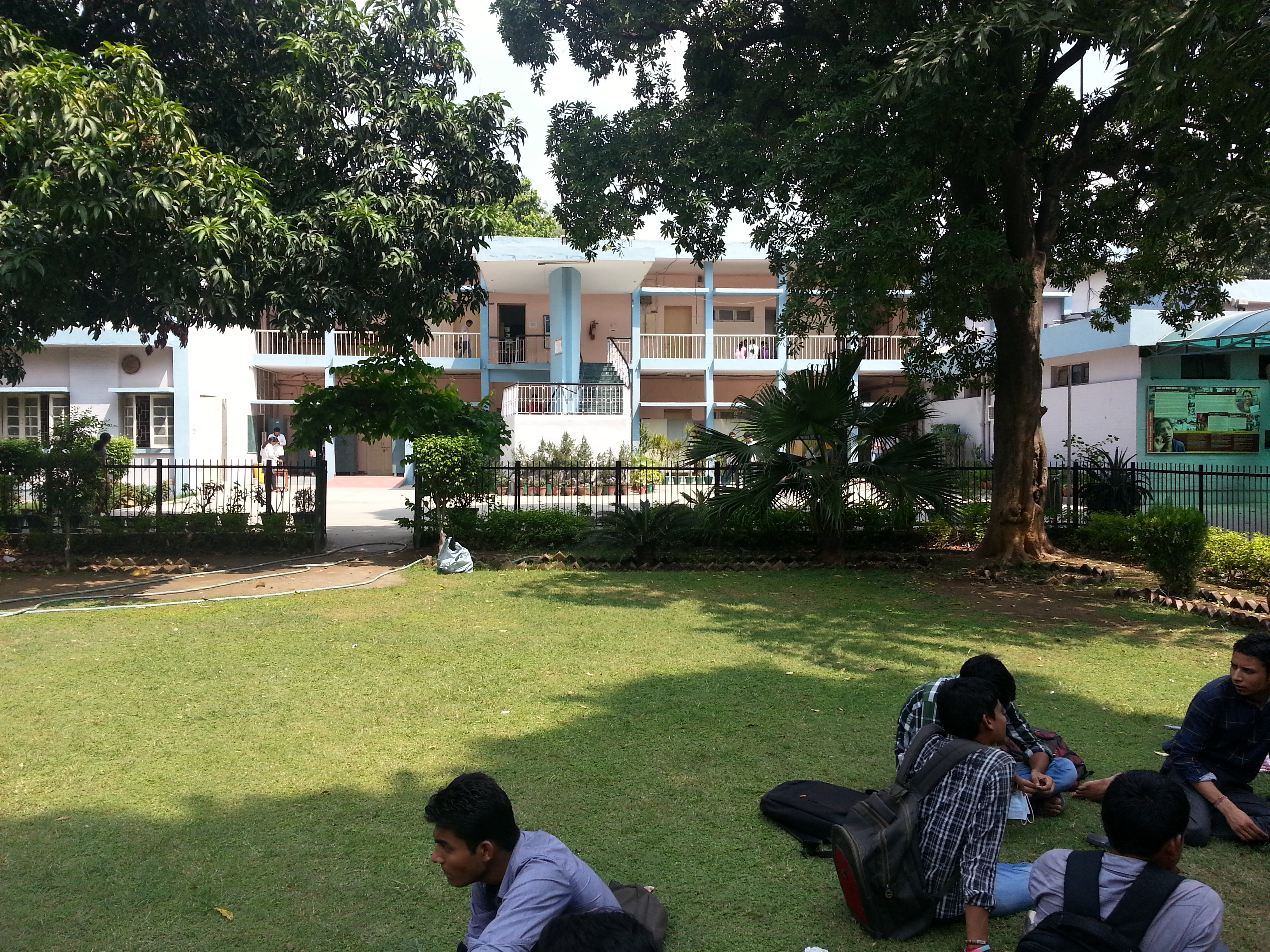 acharya narendra dev college front view latest pics images photos