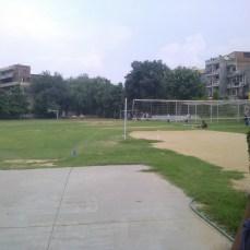 acharya narendra dev college andc volleyball playground sports