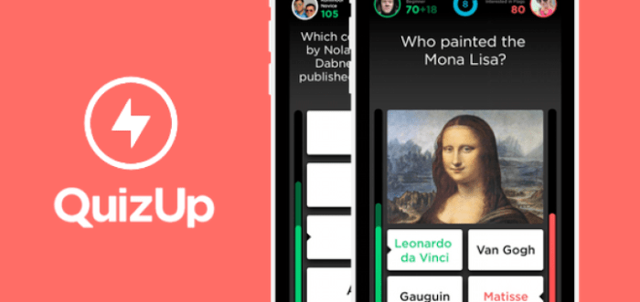 Quiz up android iphone app physics question