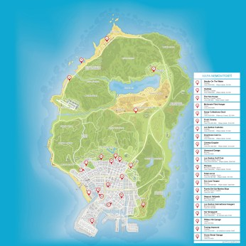 GTA V Properties
