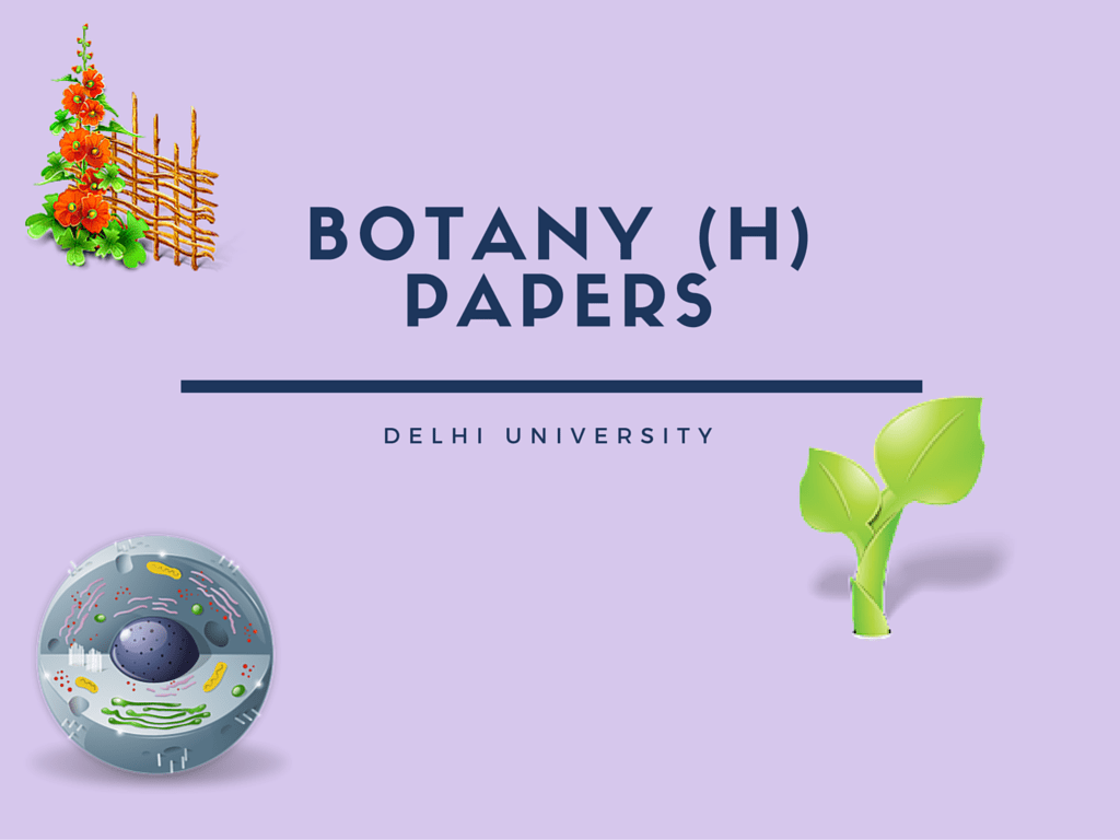 botany papers Examrace has the largest and most complete series of question papers for ias mains botany optional ias mains botany 2017 paper 1 (download pdf) ias mains botany 2017 paper 2 (download pdf.