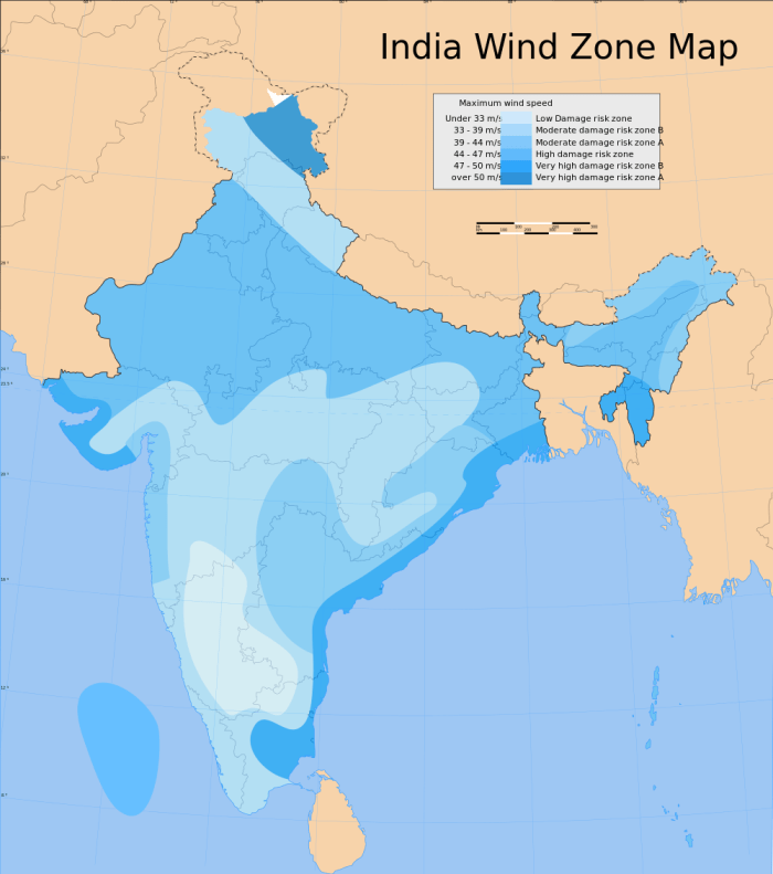 India-Wind-Zone-Map