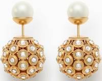 Dior Tribal Earrings | Bragmybag