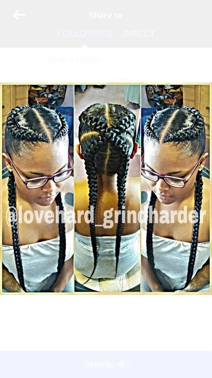 Different Style Of Boxer Braids Braids Hairstyles For Black Kids