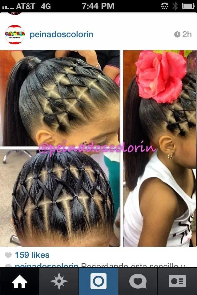 Hairstyles Archives Page 15 Of 20 Braids Hairstyles For Black Kids
