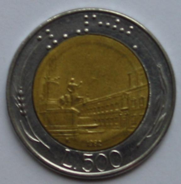 Braile Coin