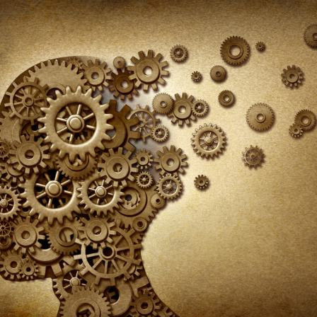 腦退化症的病情演化