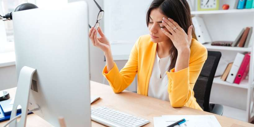 長期頭痛-頭暈