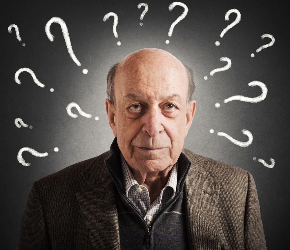 重複問相同的問題、講重複的故事或不停敍述同一件事情
