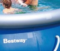 Poolrand flicken  Schwimmbad und Saunen