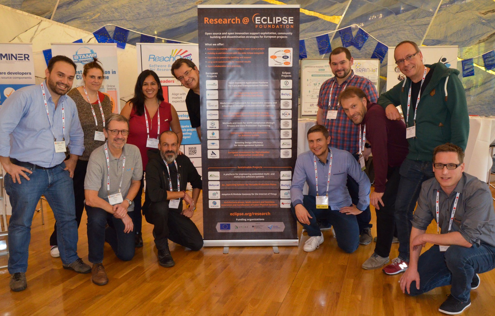 BRAIN-IoT at EclipseCon Europe 2019