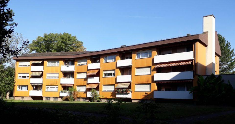 SNBS-Zertifizierung, Siedlung Giessächer in Geroldswil