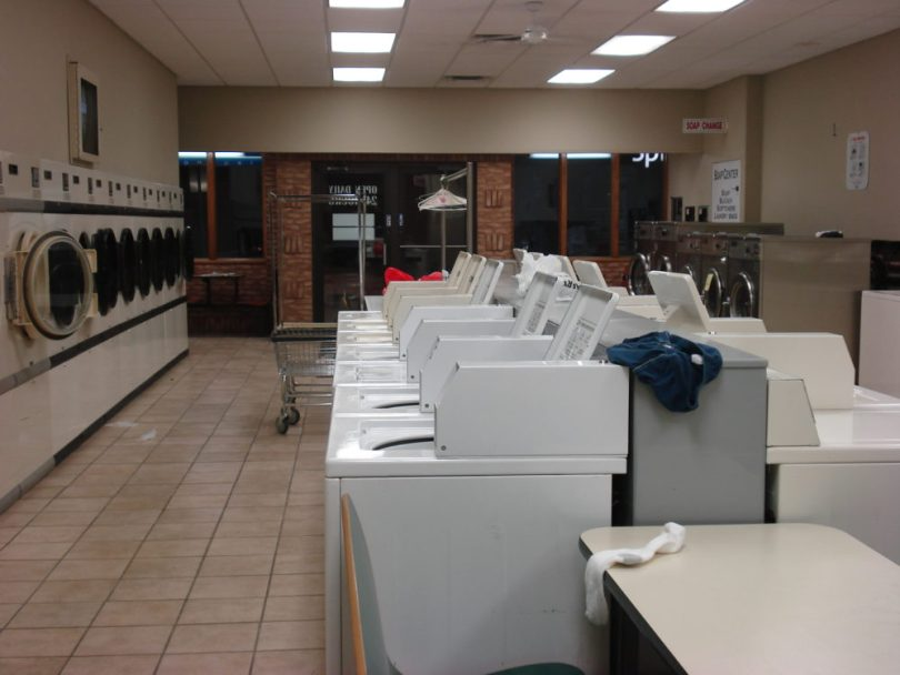 Brookings Downtown Laundry