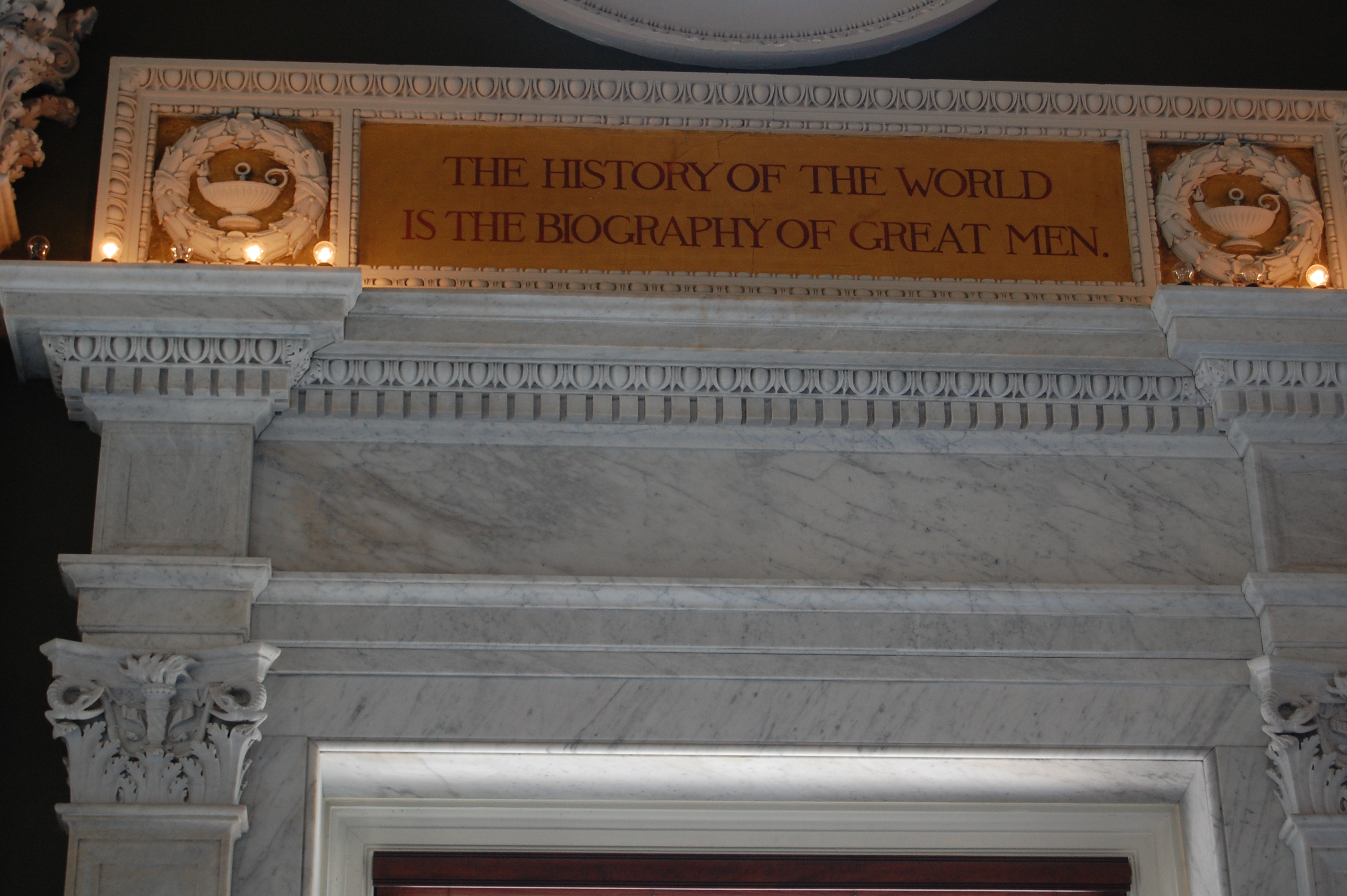 Library Quotes Quotes On The Ceiling Of The Library Of Congress Photos  Brain