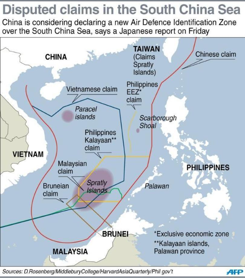 map-spratly islands-philippines