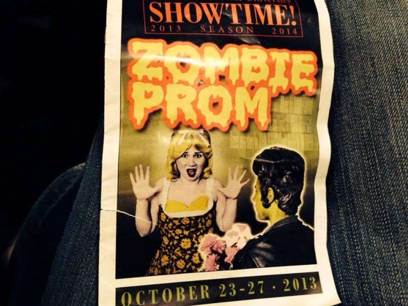 Zombie-Prom