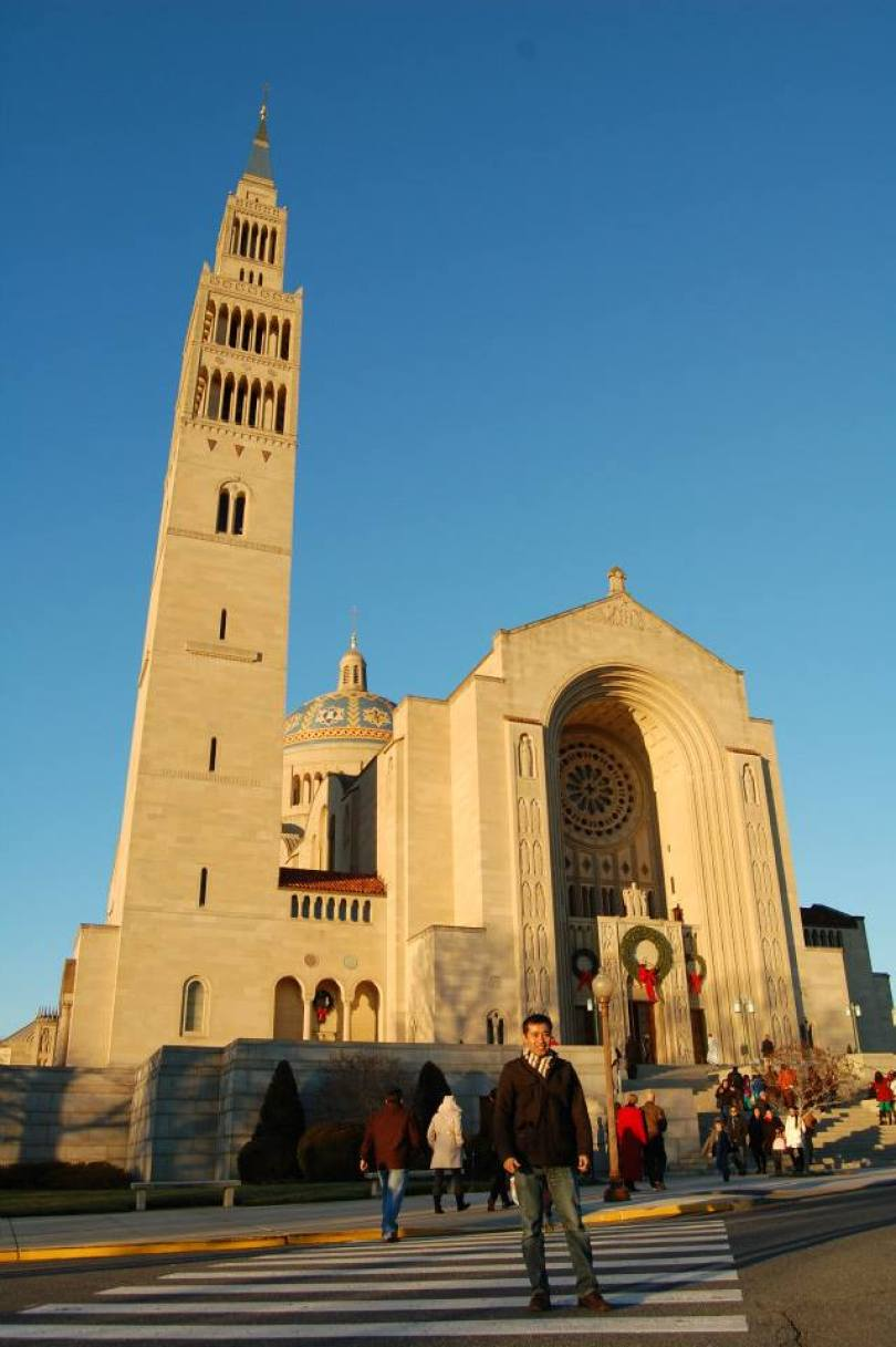 Basilica of the National Shrine of the Immaculate