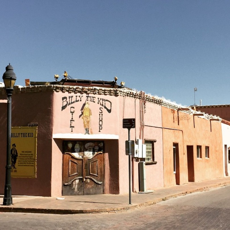 Billy the kid Mesilla NM