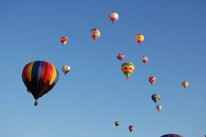 Albuquerque International Hot Air Balloon Fest