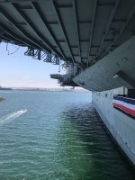 A Visit You Should Never Miss in San Diego California: USS Midway Aircraft Carrier