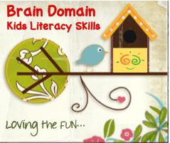 Brain Domain Kids Literacy Skills