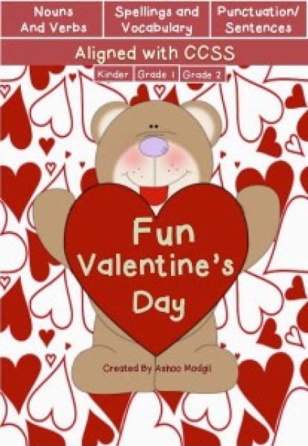 Click the Image To Download Valentines Day Freebie