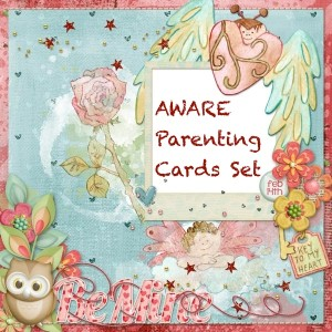 Aware Parenting Cards Set
