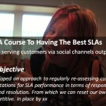 Social Customer Service: Charting A Course To Having The Best SLAs